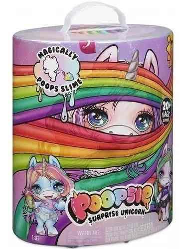 Poopsie Surprise Muñeca Unicornio 20 Sorpresas Slime Envio
