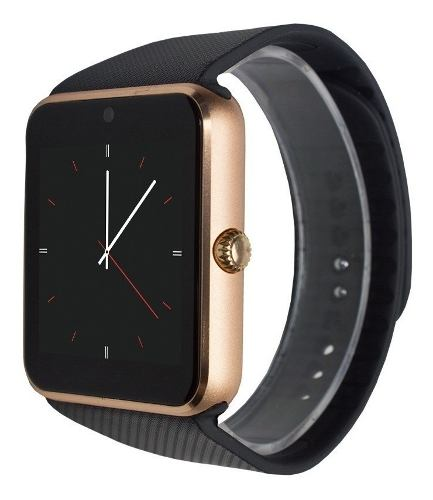 Reloj Inteligente Smartwatch Gt08 Bluetooth Sim Card