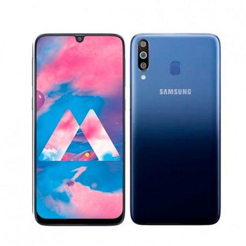 Samsung Galaxy M30 64 Gb 4 Gb Ram Azul Liberado