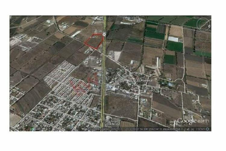 Venta de Terreno Querétaro Celaya, 4 Hectáreas