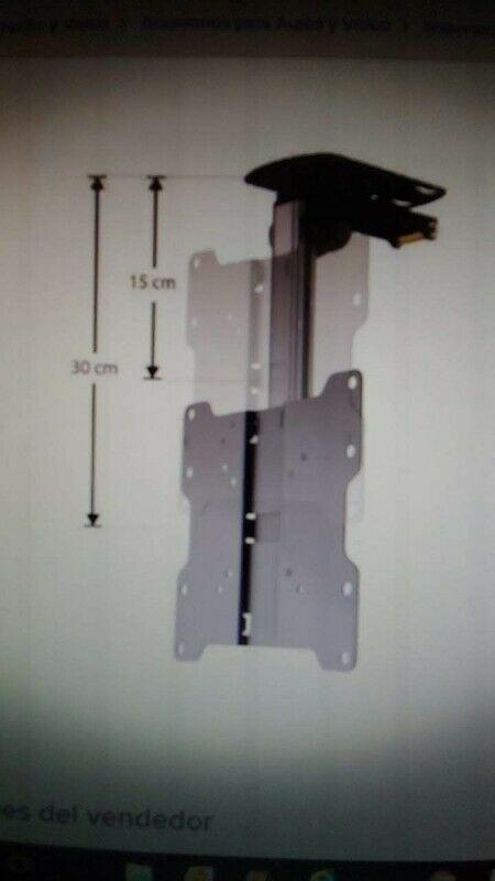 Venta e instalación de soportes para pantallas LCD plasma