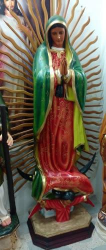 Virgen De Guadalupe De 195 Cm Envio Extra