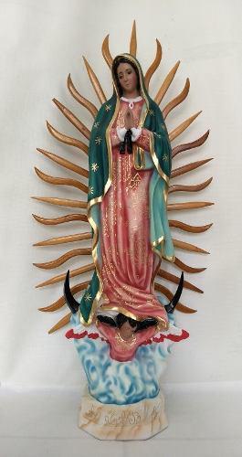 Virgen De Guadalupe De 86 Cm