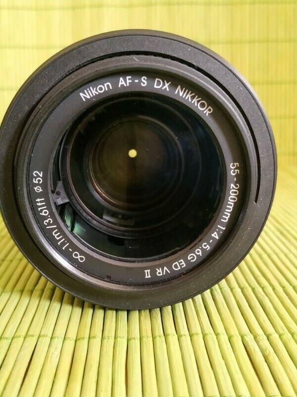 Zoom Telefoto Manual Nikkor F  F/