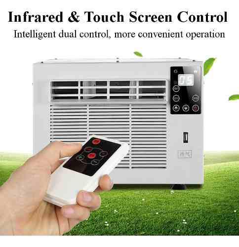 Acondicionador De Aire Portátil De 700 W Con Control