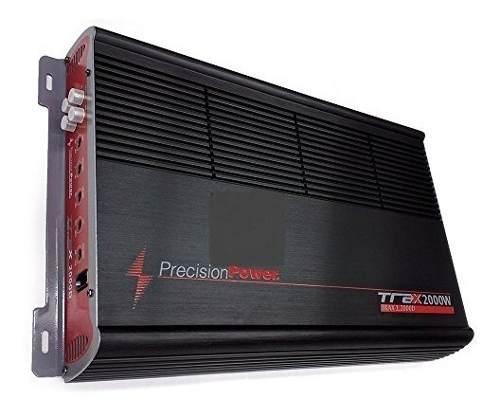 Amplificadores Mono De Audio Y Video Para Auto Traxd