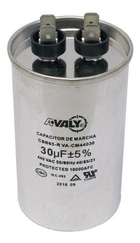 Capacitor 30 Mf / 370-450v / Mini Split Todas Las Marcas