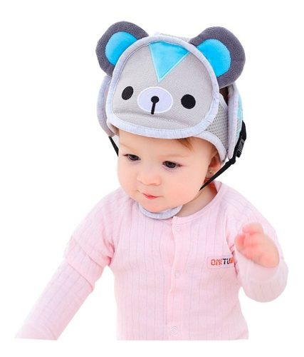 Casco Protector Para Bebe Niño Niña Super Lindo
