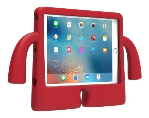 Funda Bracitos Uso Rudo Niños iPad 5 6 Air 1 Air 2 Pro 9.7