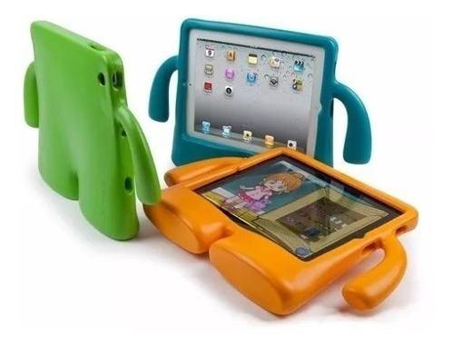 Funda iPad Mini  Con Brazos Uso Rudo Niños Manitas