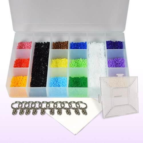 Kit Básico  Hama Beads Mini 2.6mm - Artkal