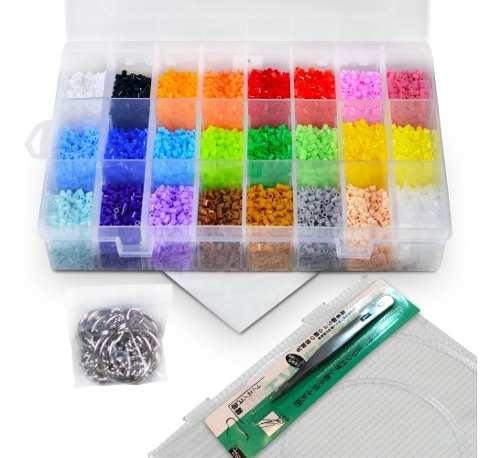 Kit Colosal  Hama Beads Mini 2.6mm - Artkal