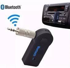 Receptor Bluetooth Audio Estéreo Auxiliar Coche Manos