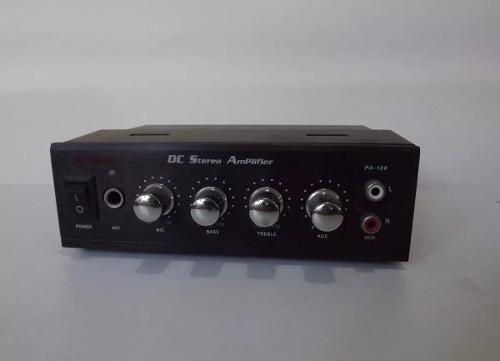 Barato Mini Amplificador De 2 Vías Con Entrada Auxiliar Y