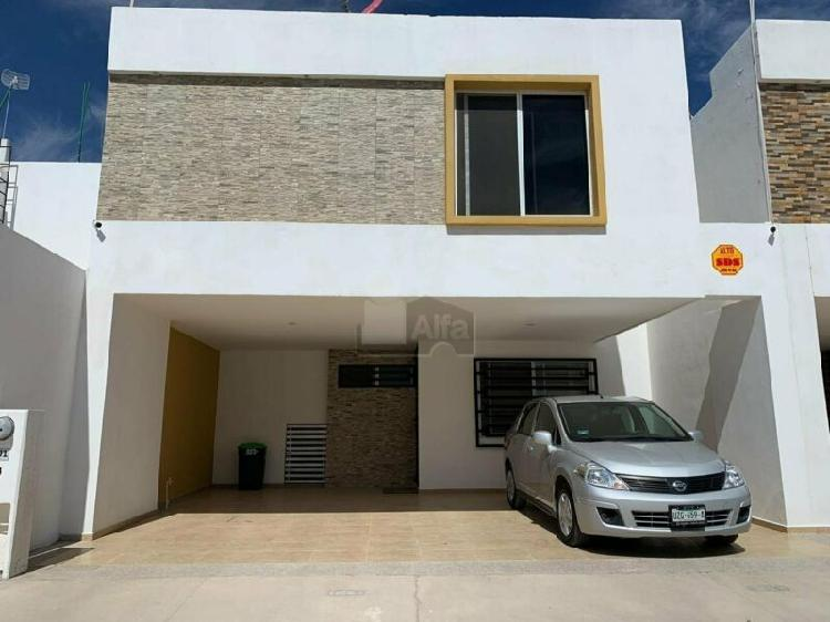 Casa sola en venta en San Marcos Carmona, Mexquitic de