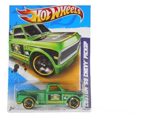 Fermar4020 69 Chevy Pickup K-513 #140 2012 Hot Wheels
