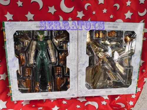 Figura De Kraken Myth Cloth Saint Seiya Dtm Latino Isaac