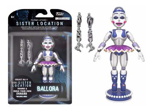 Five Nights At Freddys Ballora Sister Location 2017