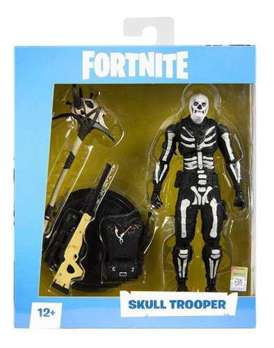 Fortnite Figura De Accion Skull Trooper