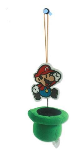 Genial Colgante Super Mario Bros Paper Mario Envio Gratis