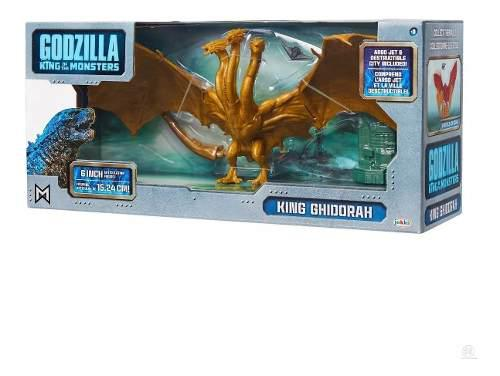 Godzilla King Of Monster King Ghidorah Articulada