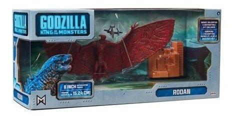Godzilla King Of Monsters Figura Rodan Articulada
