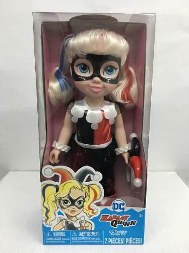Harley Quinn Dc Petite 36cm Jakks Pacific