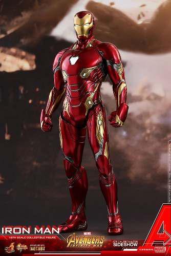 Hot Toys Iron Man Mark L Avengers Infinity War Eslr Pedido