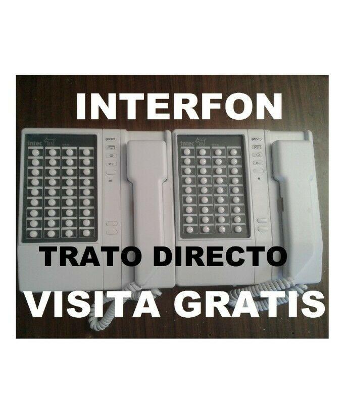 INTERFON  REPARACION Y VENTA