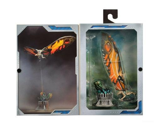 Neca Godzilla King Of Monsters Wing-to-wing Mothra (2019)