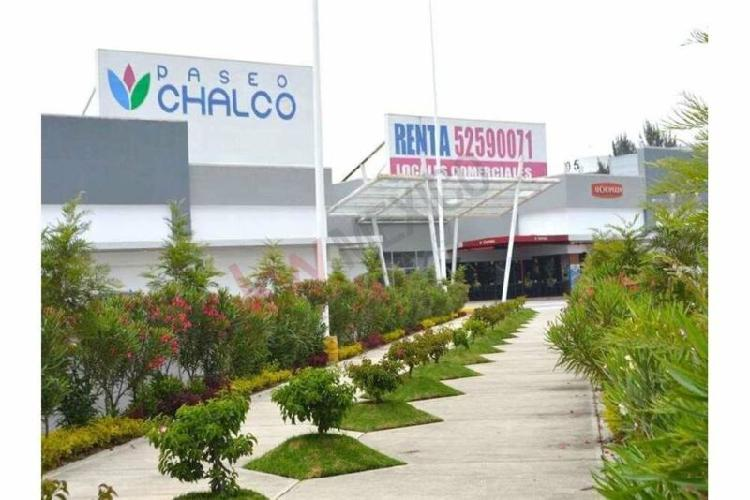 PLAZA COMERCIAL: Plaza Paseo Chalco Mpio. Chalco Estado de