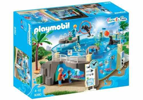 Playmobil Super Acuario Linea Family Fun