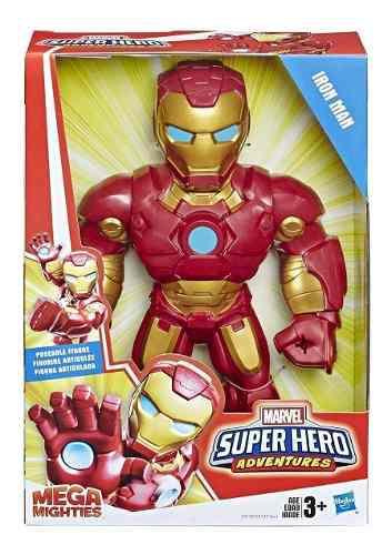 Playskool Figura Iron Man Mega Mighties Heroes