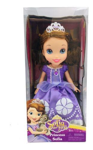 Princesa Sofia 26cm Disney Junior Jakks
