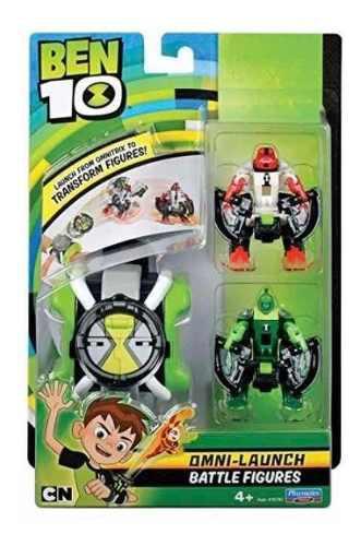 Reloj Lanzador De Ben 10 Juguete