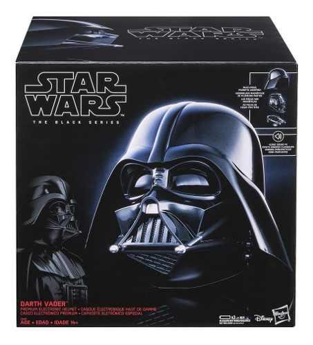 Star Wars E Star Wars The Black Series Casco