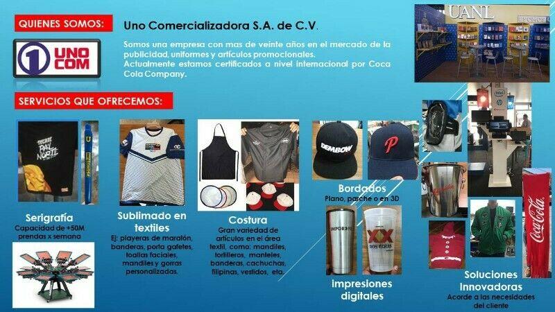 UNO COMERCIALIZADORA S.A. DE C.V.