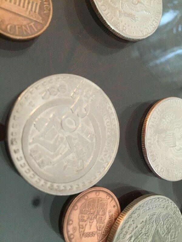 16 monedas de coleccion