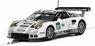 Aj4 Scalextric C3944 Porsche 911 Rsr Le Mans 24 Hrs 2016 1