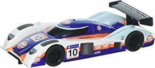 Aj4 Scalextric C3954 Team Lamp Gulf Slot Car Escala 1: 32,