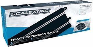 Aj4 Scalextric Extensión Pack 5 1:32 Escala Standard Recto