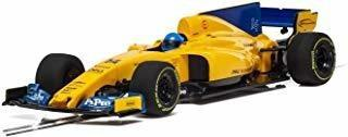 Aj4 Scalextric Mclaren Formula One Fernando Alonso 1:32 Sl