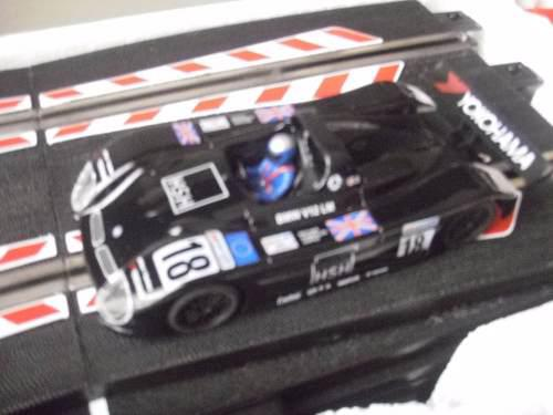 Auto Ninco Bmw V12 Lemans 98 Sslot Jägeer