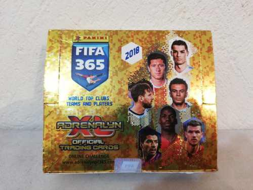 Caja Adrenalyn Fifa 365 2018