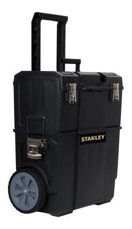 Caja Porta Herramientas Con Ruedas 2 En 1 Stst18612w Stanley