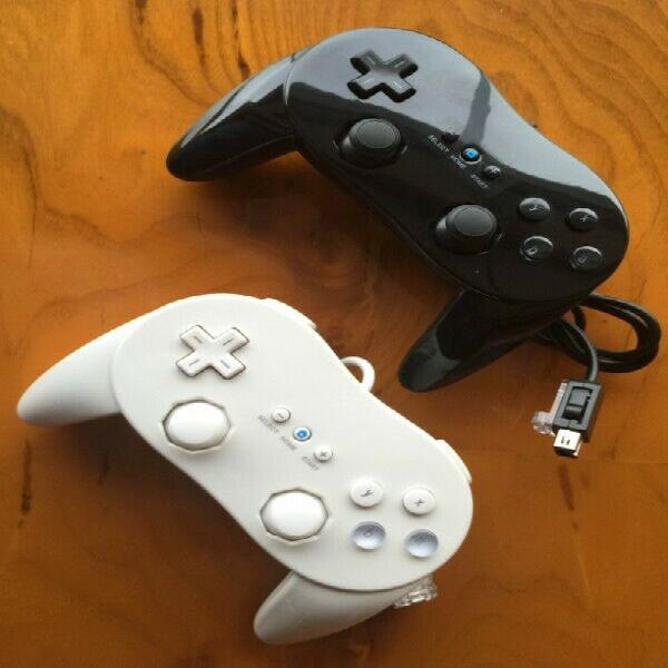 Clasico Classic Control Pro Para Wii