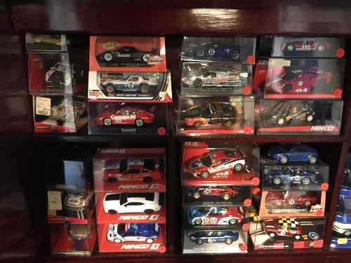 Colección De 97 Autos A Escala Scalextric, Etc
