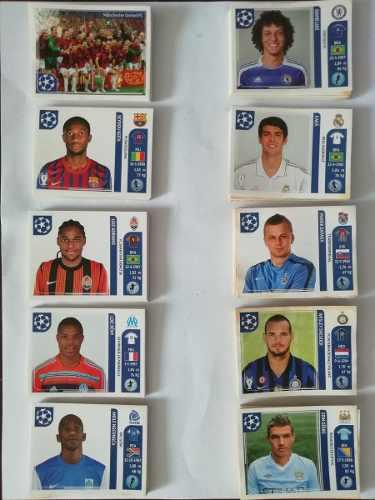 Coleccion 2011-2012 Uefa Champions Panini 251 Estampas