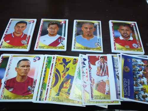 Coleccion Copa America Centenario Usa 2016 Panini Estampas