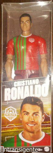 Cristiano Ronaldo Figura De Futbol Mattel Fc Elite 30 Cms.